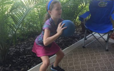 Medicine Ball Fun for Kids