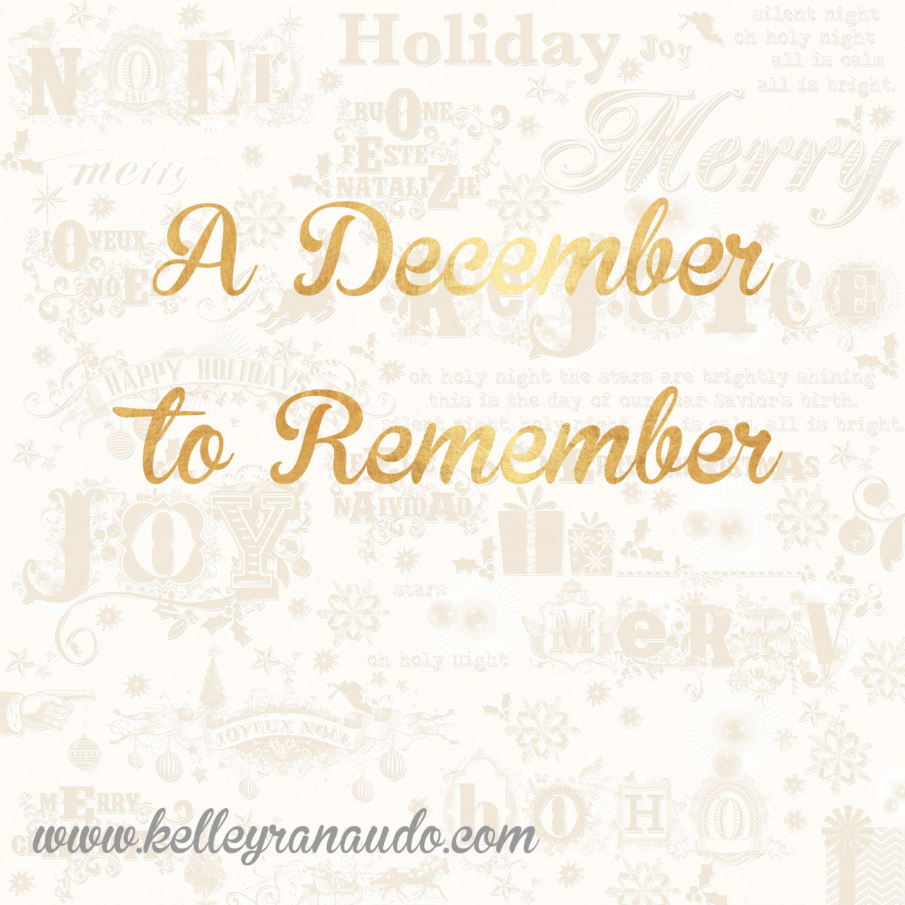 A December to Remember