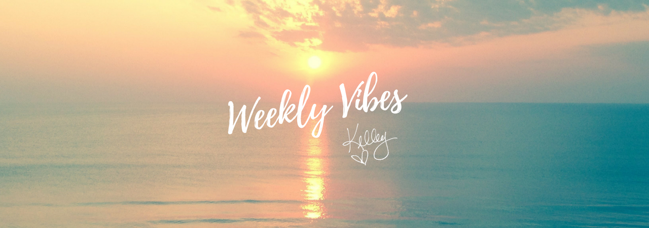 Weekly Vibes for the Week of October 29th
