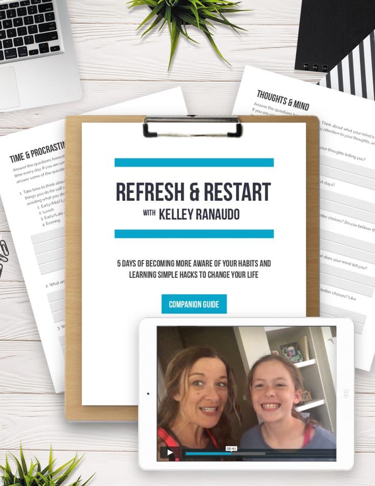 Refresh and Restart