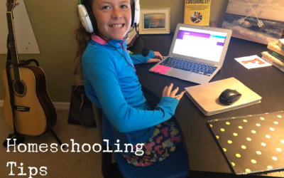 Welcome to Homeschooling…  Encouragement and Tips