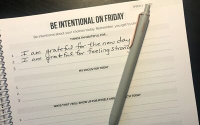 #42: The Daily Intentions Journal